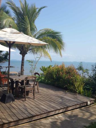 Na Tara Resort: coffee shop