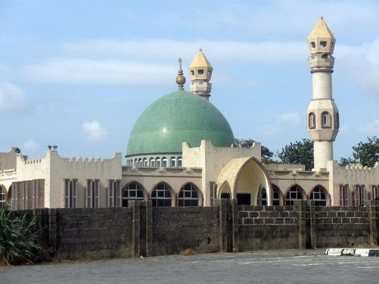 ‪Central Mosque of Lagos‬