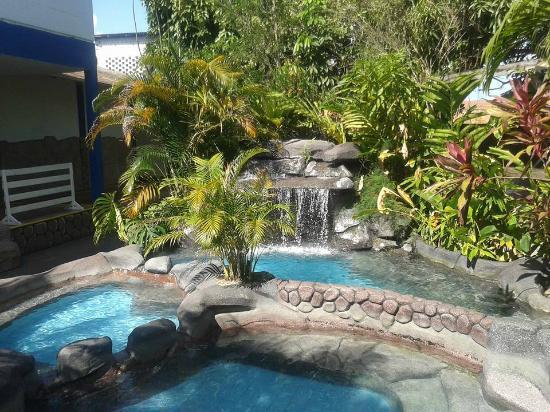 pequenas piscinas - Picture of Beira Rio Hotel, Belem - TripAdvisor