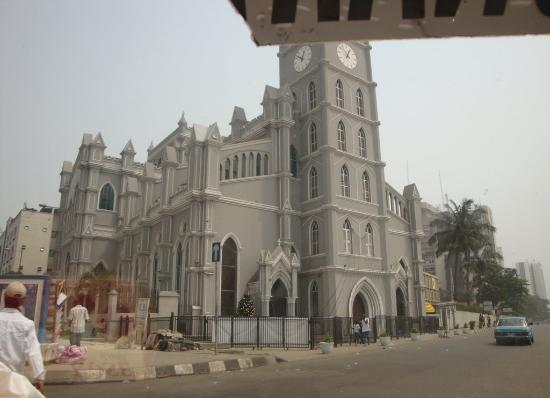 The Cathedral Church of Christ