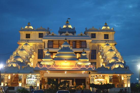 ISKCON Chennai, Sri Sri Radha Krishna Temple