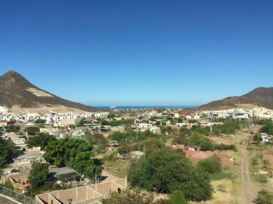 Holiday Inn Express Guaymas : desde la habitación