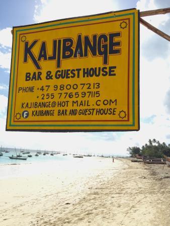 Ras Kajibange Bar & Guesthouse