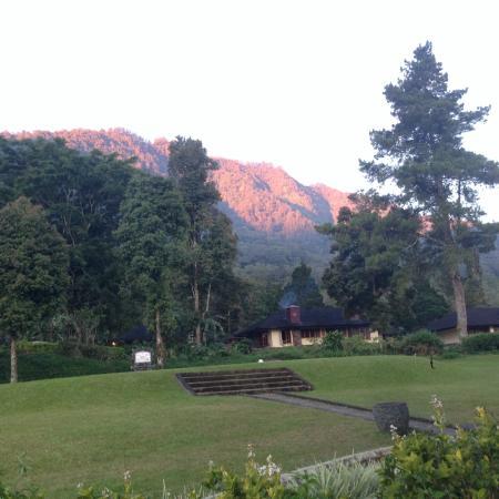 Handara Golf & Resort Bali: First Hole ..Tee Box