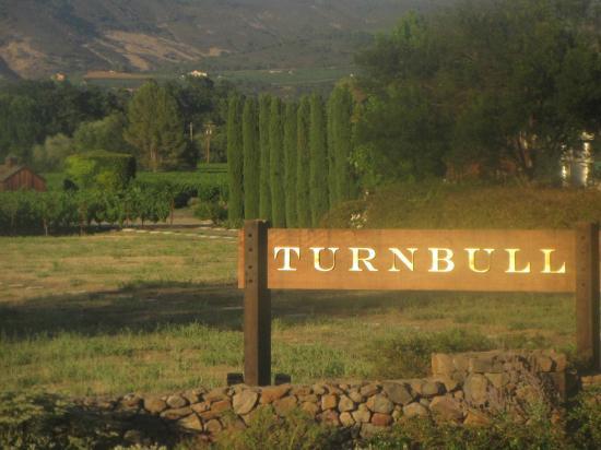 Turnbull Wine Cellars, Oakville, Ca