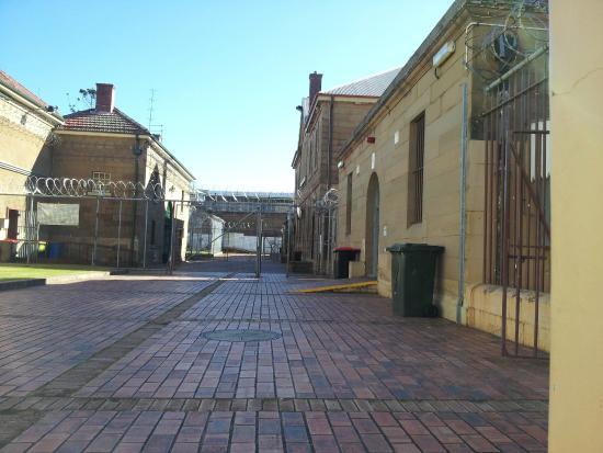 Maitland Gaol Torchlight Tour