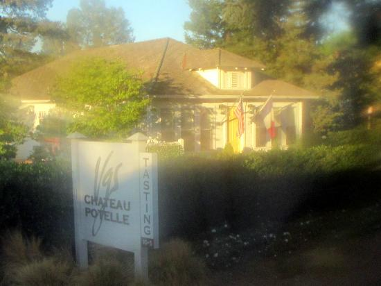 VGS Chateau Potelle: ;Chateau Potelle, St. Helena, Ca