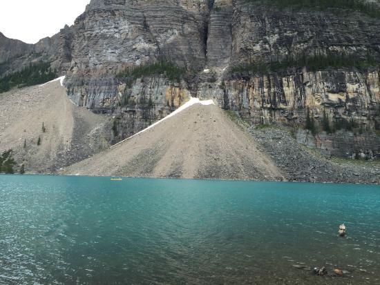 Lake Louise Moraine Lake Lodge Lake Louise