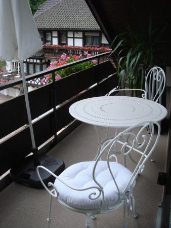 Hotel Kimmig: Balkon Dachzimmer