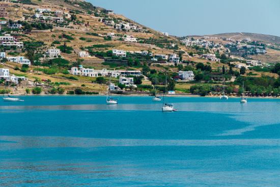 Ciudad de Naxos, Grecia: VILLE