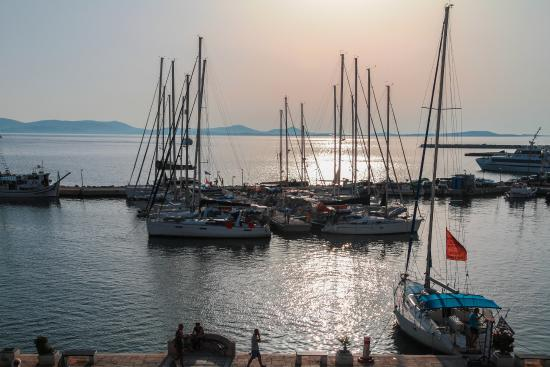 Naxos Town, Greece: PORT