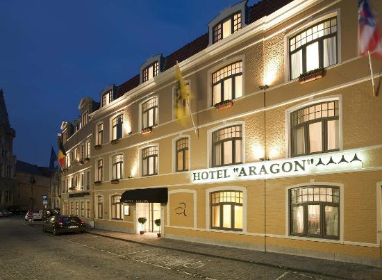 Hotel Aragon: Hotel Front