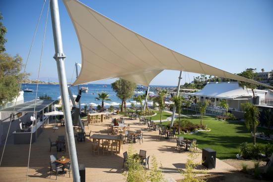 Ramada Resort Bodrum: Beach View