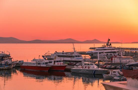 Naxos By, Grækenland: VILLE
