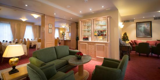 Hotel Aragon: Lounge area
