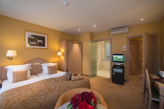 Hotel Aragon: triple