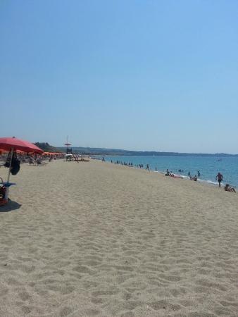 Cutro, إيطاليا: Spiaggia di Steccato di Cutro