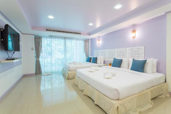 Phranang Place: Family Room