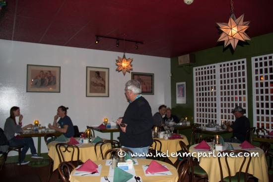 Manuel S Mexican Restaurant Main Seating In The