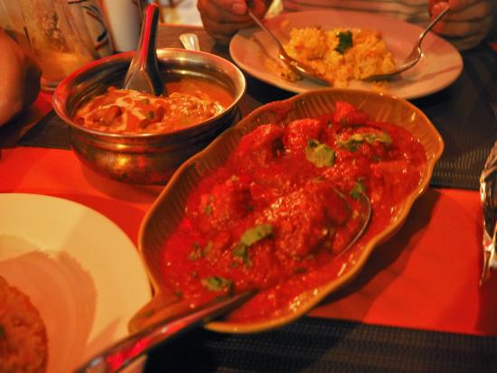 Live India Indian Restaurant: Food is tasty