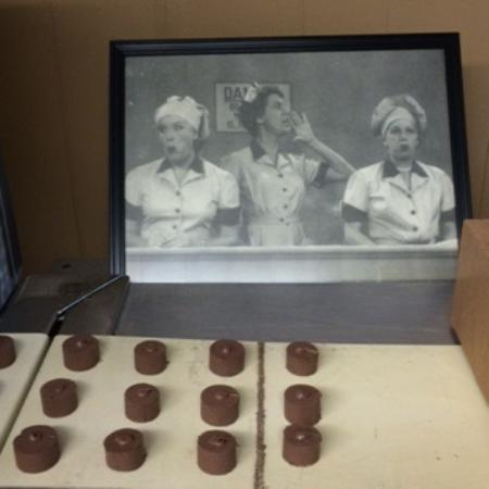 Callie's Candy Kitchen: Lucy and Ethel at Callie's!