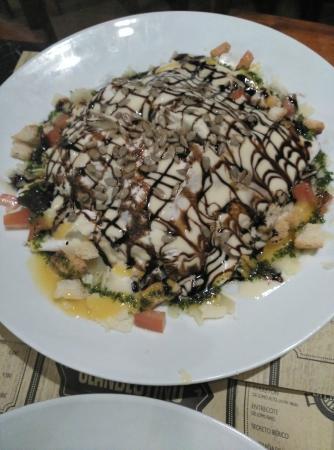 L'atelier Clandestino Gourmet : Ensalada