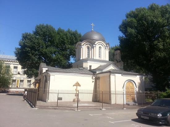 Temple of Dmitriy Prilutskiy of Vologda