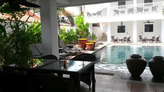 Samsara Inn by Lingga Murti: pool