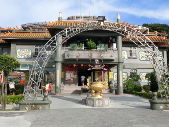 Jin Shan Cai Shen Temple