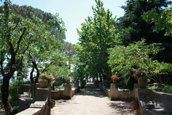 Villa Cimbrone Infinity Terrace Picture Of Villa