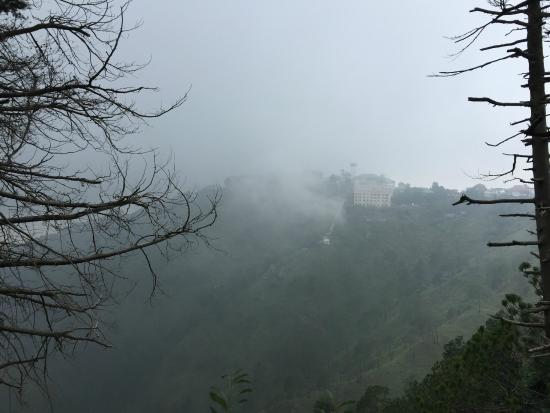 Kasauli, Индия: View from Army Guest House