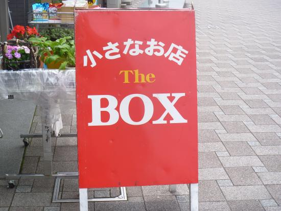 Small Shop The Box