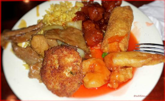 China King Buffet: Buffet Assortment