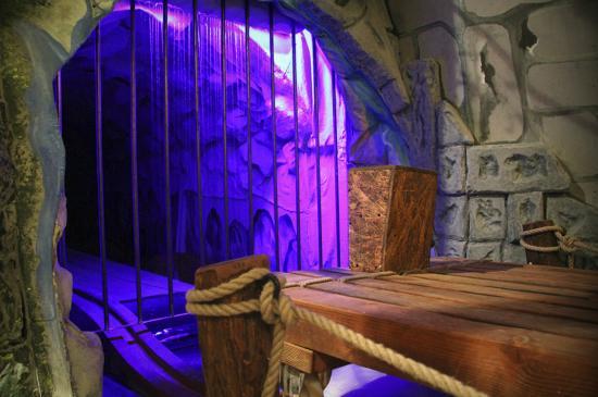 Pirate Cave Escape Room