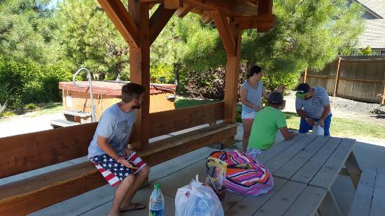 Timber Lodge Inn: Great weekend