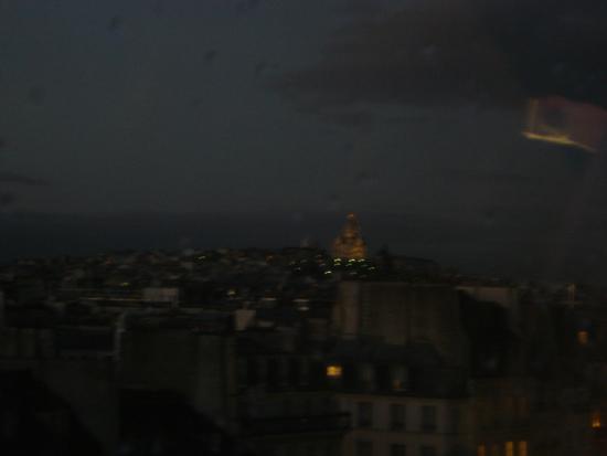Париж, Франция: dall'ultimo piano
