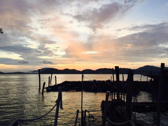 Pangkor Guesthouse SPK : A pleasant surprise in a small island, excellent view for sun rise