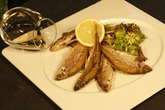 Restaurant Pier 29: Friture de la Moselle