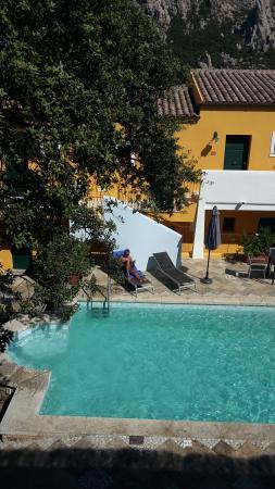 Papillo Hotels & Resorts Borgo Antico: vue de la chambre