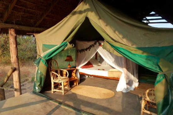Ol Mesera Tented Camp: Our Tents