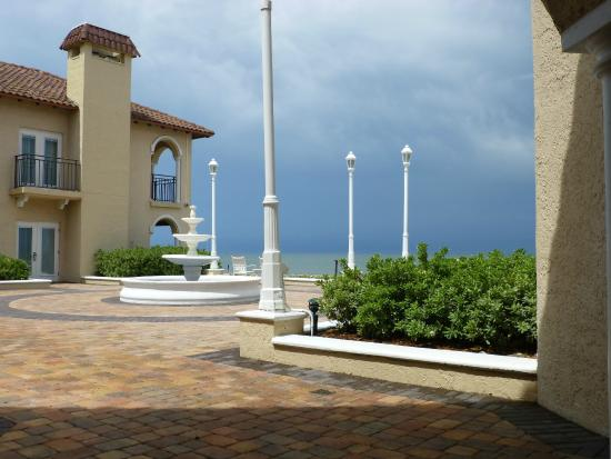 The Lodge and Club at Ponte Vedra Beach: view from 1st floor suite patio
