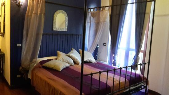 Residencia El Chupito: La camera blue