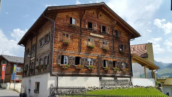 Casa Fausta Capaul