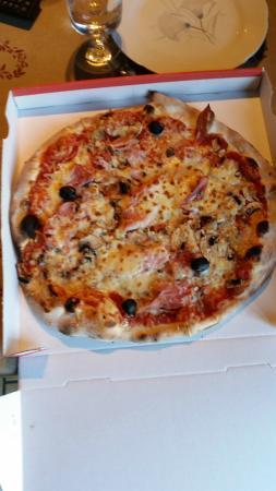 Chalet aux pizzas