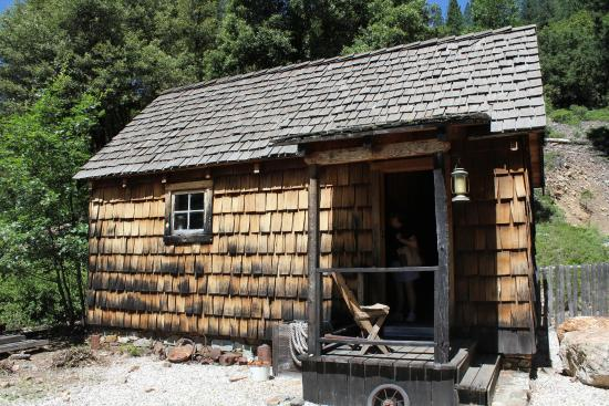 Kentucky Mine Museum: Miners cottage