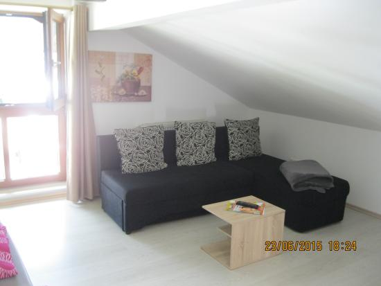 Hotel Alpenrose: Eiena2110