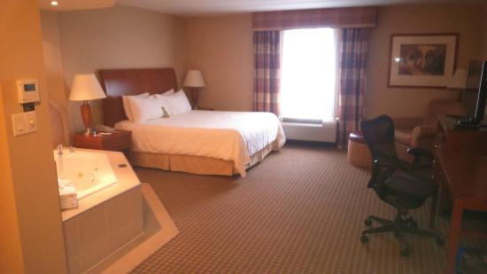 Hilton Garden Inn Toronto/Ajax: bedroom