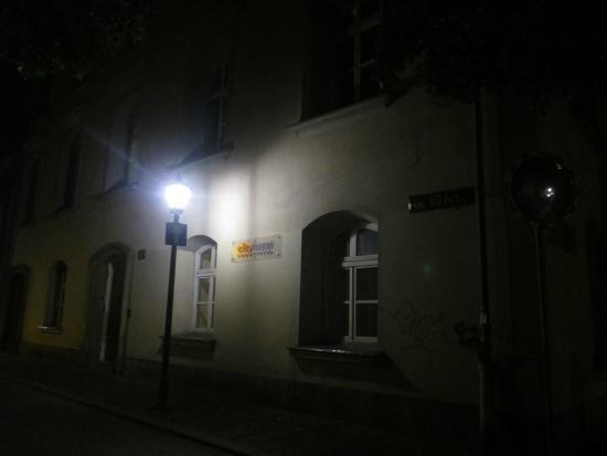 City Hostel: Esterno
