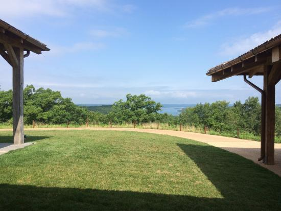 The Top Of The Rock Chapel Overlooking Table Rock Lake Picture Of - Table rock lake golf course