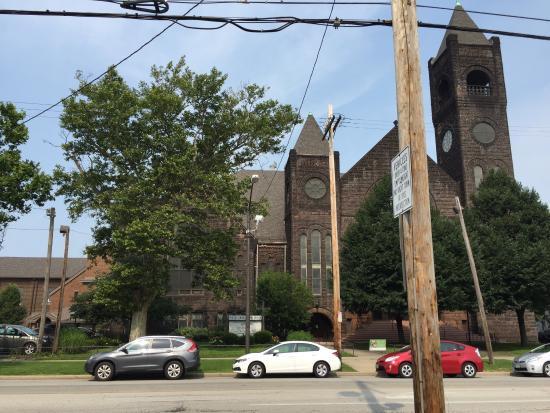 Pilgrim Congregational United Church of Christ.